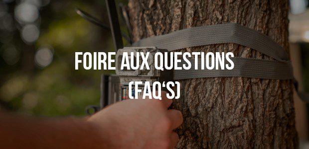 Foire aux questions (FAQ´s)