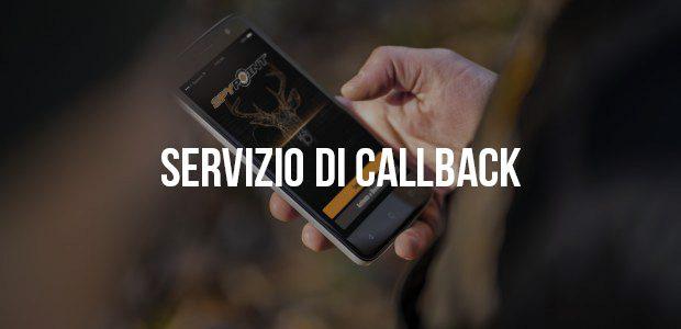 Servizio di callback
