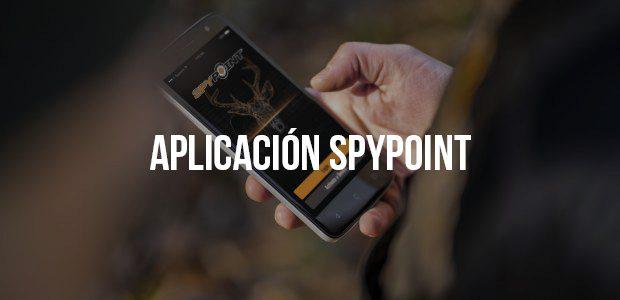 Aplicación spypoint