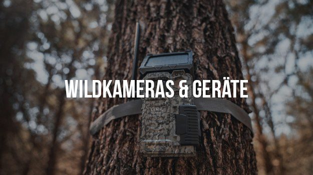 Wildkameras & Geräte