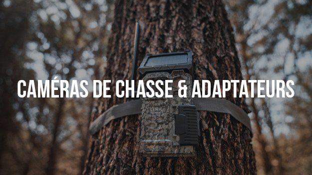 Caméras de chasse & Adaptateurs