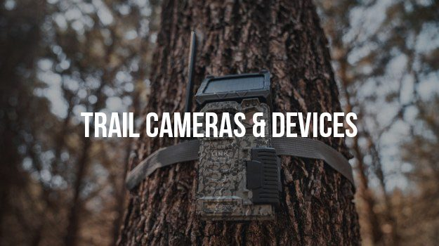 Trail cameras & devices